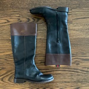 Gucci kids riding boots